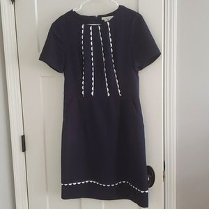Classic Boden Fit and Flare Dress Sz 8